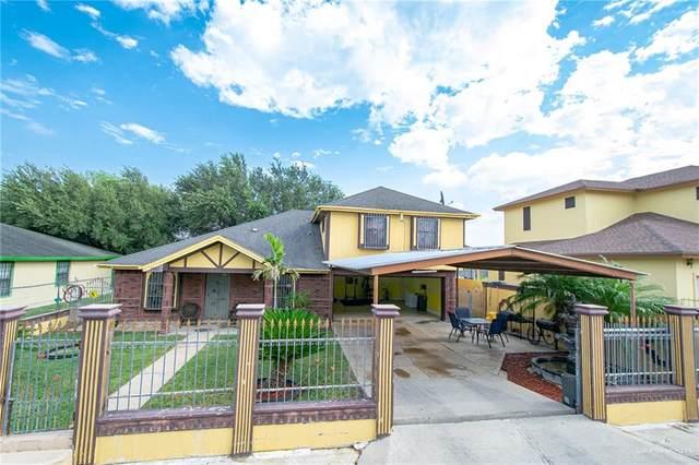2977 Jasmine Street, Roma, TX 78584 (MLS #341673) :: Realty Executives Rio Grande Valley