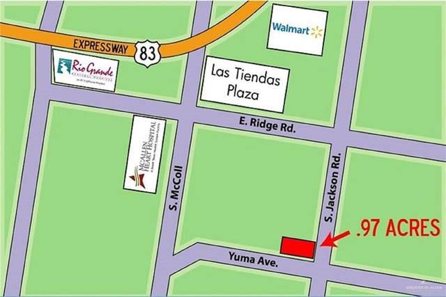 2412 S Jackson Road, Pharr, TX 78577 (MLS #341716) :: eReal Estate Depot