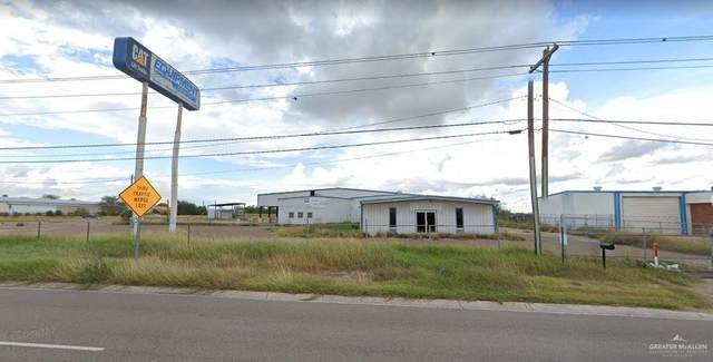 900 W Expressway 83, Donna, TX 78537 (MLS #341765) :: The Ryan & Brian Real Estate Team