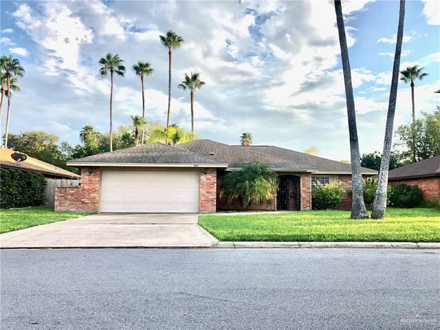 1417 Goldcrest Avenue, Mcallen, TX 78504 (MLS #341766) :: Jinks Realty