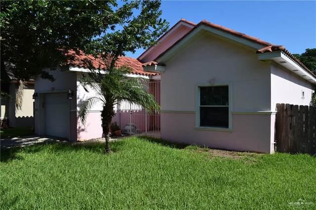 2013 E Llano Grande Street, Weslaco, TX 78596 (MLS #341796) :: The Ryan & Brian Real Estate Team