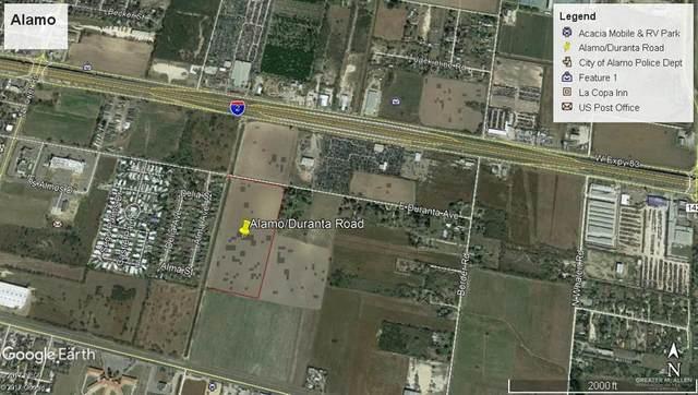 300 E Duranta Avenue, Alamo, TX 78516 (MLS #341815) :: The Ryan & Brian Real Estate Team