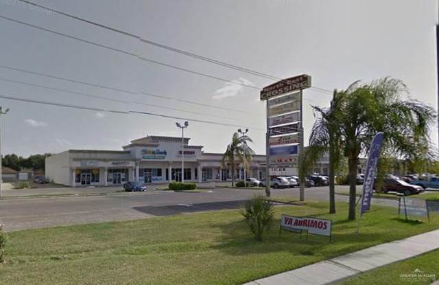 113-123 W Nolana Avenue, Mcallen, TX 78504 (MLS #341816) :: The Ryan & Brian Real Estate Team