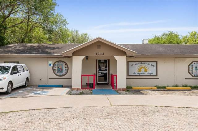 1313 S Veterans Boulevard, Edinburg, TX 78539 (MLS #341833) :: BIG Realty