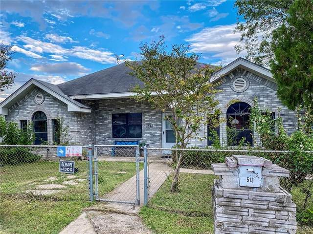 513 E 20th Street, Mcallen, TX 78501 (MLS #341855) :: Key Realty