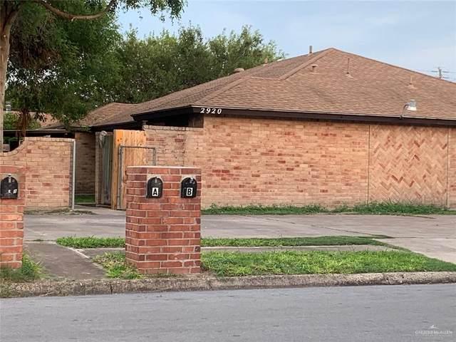 2920 N 29th Lane, Mcallen, TX 78501 (MLS #341869) :: Jinks Realty