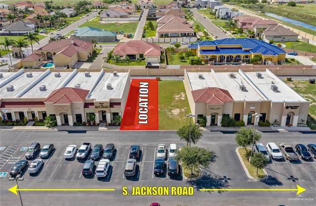0 S Jackson Road, Edinburg, TX 78539 (MLS #341885) :: Key Realty