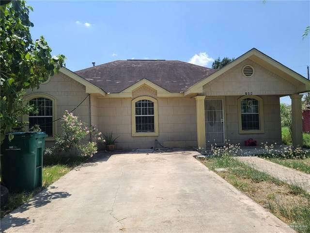 708 E Mavi Drive, Pharr, TX 78577 (MLS #341909) :: The Ryan & Brian Real Estate Team