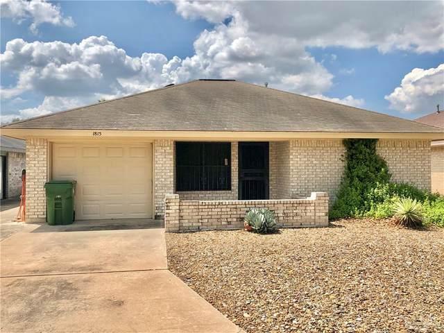 1815 Reagan Street, Mission, TX 78572 (MLS #341917) :: The Ryan & Brian Real Estate Team