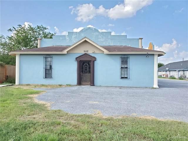 4602 N Mile 5 Road, Mission, TX 78574 (MLS #341918) :: Imperio Real Estate