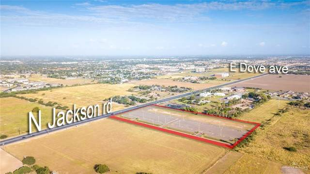 1928 N Jackson Road, Pharr, TX 78577 (MLS #342010) :: The Lucas Sanchez Real Estate Team
