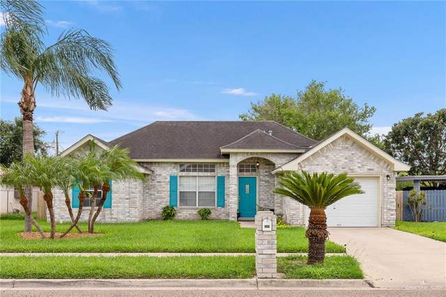 809 Hidden Trace, Weslaco, TX 78599 (MLS #342026) :: Key Realty
