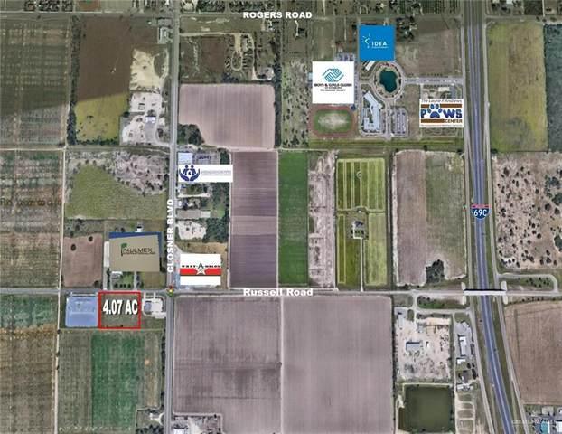 0 Russell Road, Edinburg, TX 78541 (MLS #342027) :: The Lucas Sanchez Real Estate Team