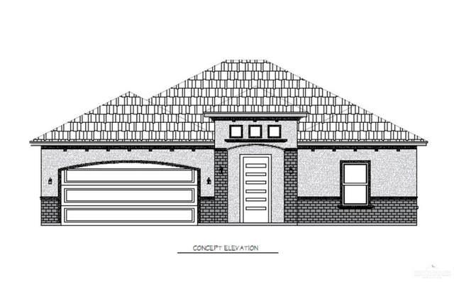115 Dyanez Street, Mercedes, TX 78570 (MLS #342036) :: The Lucas Sanchez Real Estate Team