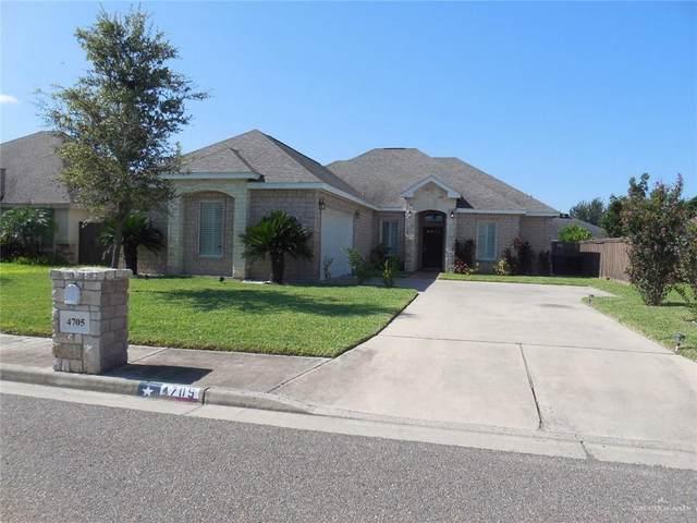 4705 Zinnia Avenue, Mcallen, TX 78504 (MLS #342038) :: BIG Realty
