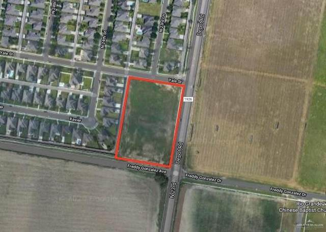 10200 N 23rd Street, Mcallen, TX 78504 (MLS #342042) :: The Lucas Sanchez Real Estate Team