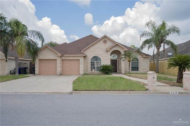 2616 Cardinal Avenue, Mcallen, TX 78504 (MLS #342067) :: Jinks Realty