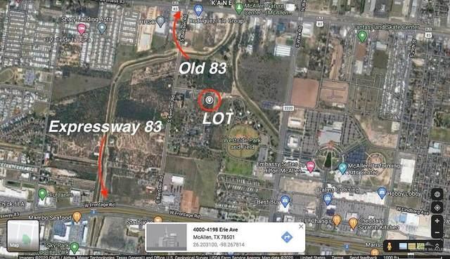 0000 Erie Avenue, Mcallen, TX 78501 (MLS #342089) :: The Lucas Sanchez Real Estate Team