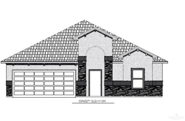 108 Aaron Street, Mercedes, TX 78570 (MLS #342106) :: The Lucas Sanchez Real Estate Team