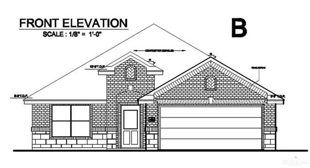 2106 27th Street, Hidalgo, TX 78557 (MLS #342114) :: BIG Realty
