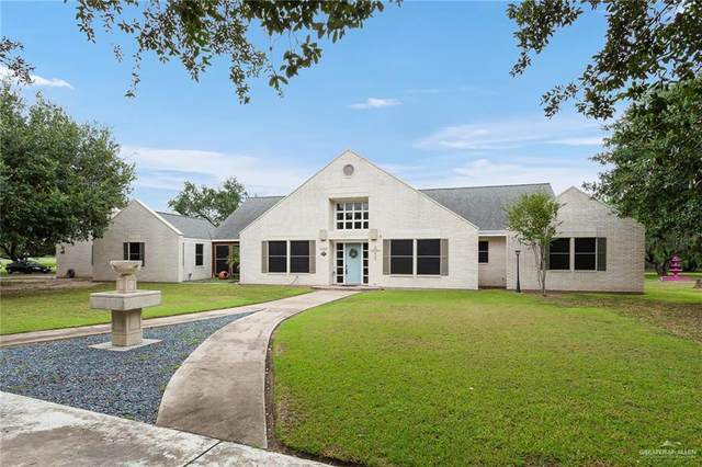 4084 N Bryan Road, Palmhurst, TX 78573 (MLS #342126) :: Jinks Realty