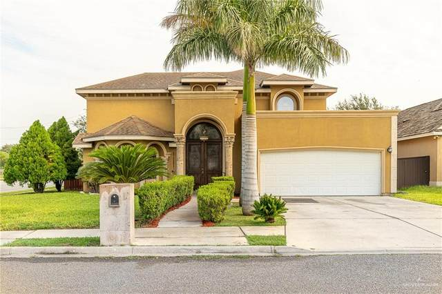 4320 Date Palm Avenue, Mcallen, TX 78501 (MLS #342158) :: The Maggie Harris Team