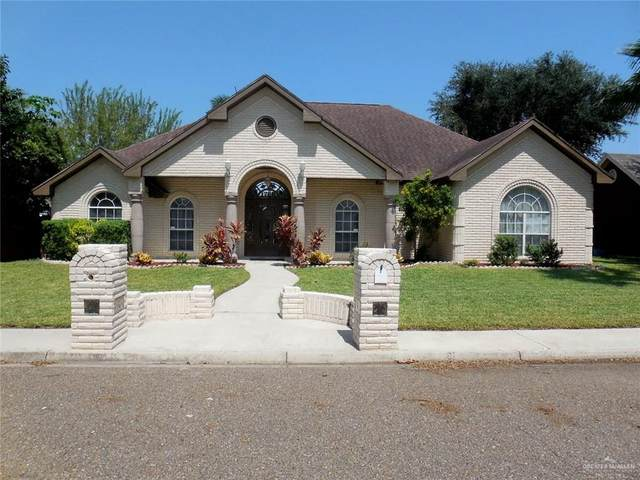 1709 Ebony Circle, Mission, TX 78572 (MLS #342163) :: The Ryan & Brian Real Estate Team
