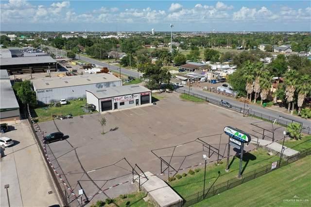 101 N Palm Drive, Pharr, TX 78577 (MLS #342175) :: The Lucas Sanchez Real Estate Team