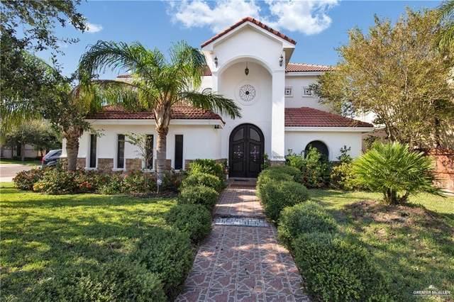 3221 Salvador Avenue, Edinburg, TX 78539 (MLS #342199) :: The Lucas Sanchez Real Estate Team