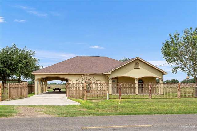 7505 N Western Road, Mission, TX 78574 (MLS #343274) :: Realty Executives Rio Grande Valley