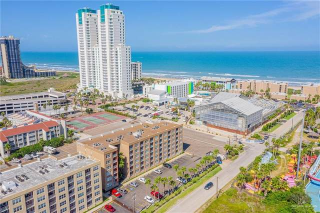 130 Padre Boulevard #607, South Padre Island, TX 78597 (MLS #343310) :: Realty Executives Rio Grande Valley