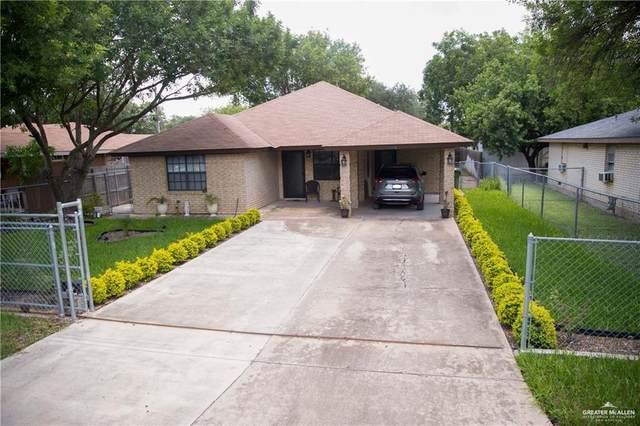 1112 Nueces Street, Alamo, TX 78516 (MLS #343312) :: The Ryan & Brian Real Estate Team