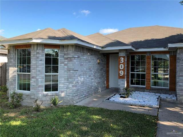 309 E David Avenue E, Pharr, TX 78577 (MLS #343378) :: Realty Executives Rio Grande Valley