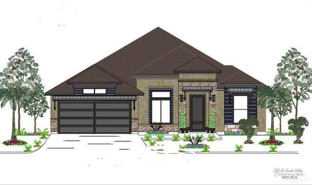 2206 S Christian Circle, Harlingen, TX 78550 (MLS #343386) :: The Lucas Sanchez Real Estate Team