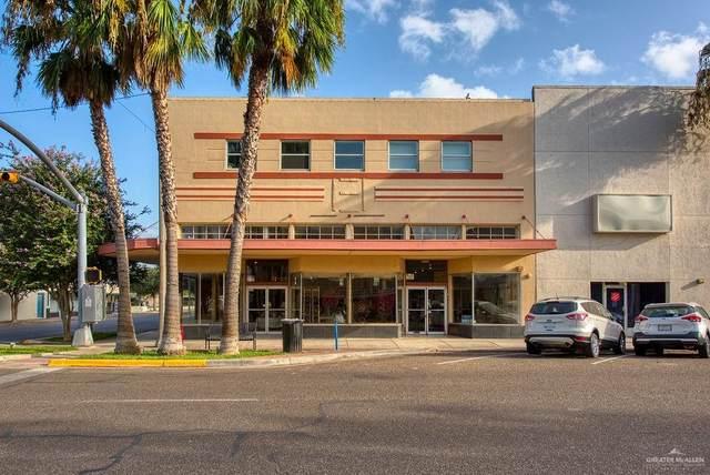 122 E Jackson Street, Harlingen, TX 78550 (MLS #343441) :: The Lucas Sanchez Real Estate Team