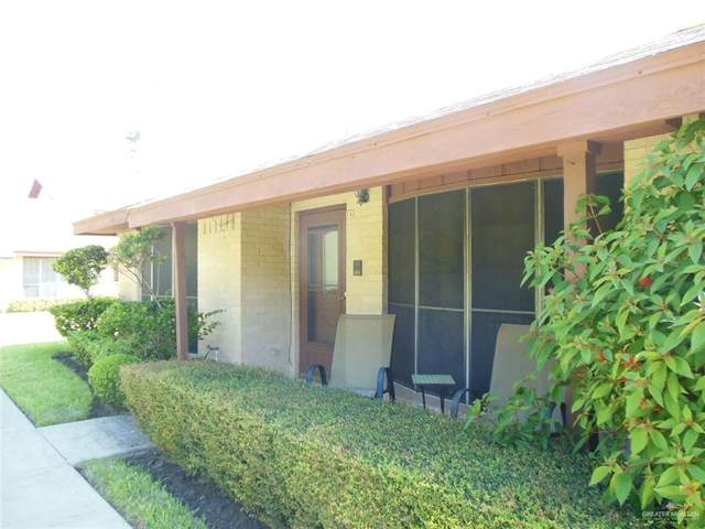 901 E Dallas Avenue #16, Mcallen, TX 78501 (MLS #343443) :: eReal Estate Depot