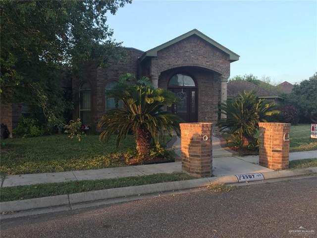 2507 Rosalinda Street, Mission, TX 78572 (MLS #343459) :: Realty Executives Rio Grande Valley