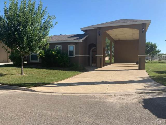 3805 Heron Way, Mission, TX 78572 (MLS #343461) :: Jinks Realty