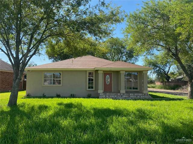 202 Mcdaniel Street, Edcouch, TX 78538 (MLS #343465) :: The Ryan & Brian Real Estate Team
