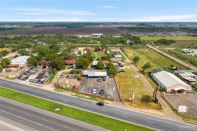 4027 E Expressway 83 Highway E, Weslaco, TX 78599 (MLS #343516) :: Key Realty