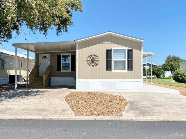 122 Nap Street, Mission, TX 78572 (MLS #343554) :: Imperio Real Estate