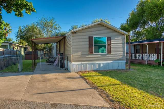 56 Lakeside Drive S, Los Fresnos, TX 78566 (MLS #343564) :: Jinks Realty
