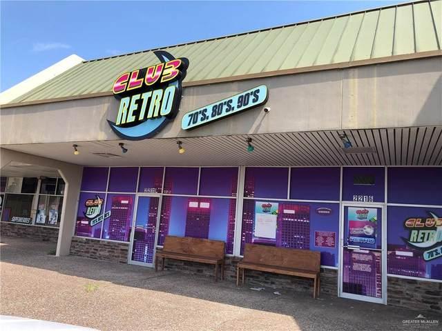 2200 N Nolana, Mcallen, TX 78504 (MLS #343624) :: The MBTeam