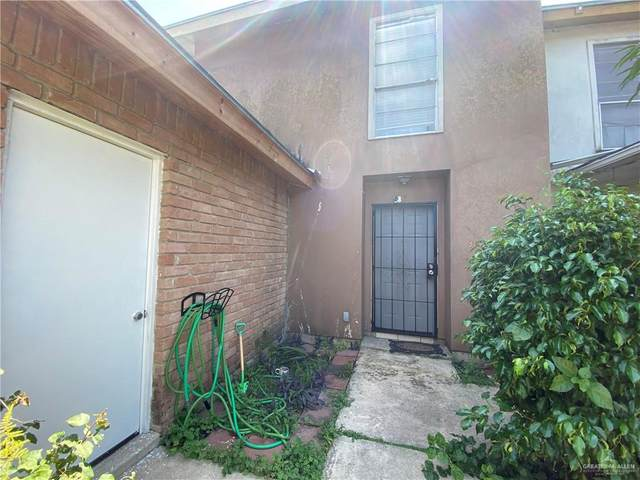 715 Continental Drive #3, Brownsville, TX 78520 (MLS #343625) :: Jinks Realty