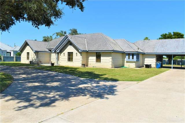 1400 W Veterans Boulevard W, Palmview, TX 78572 (MLS #343629) :: The Ryan & Brian Real Estate Team
