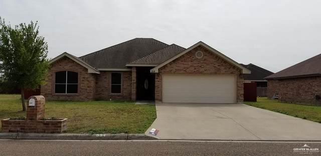 554 Greystone Circle, Alamo, TX 78516 (MLS #343631) :: The Ryan & Brian Real Estate Team