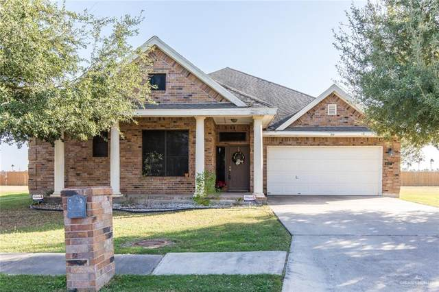 4007 Green Jay Drive, Mission, TX 78572 (MLS #343637) :: The Ryan & Brian Real Estate Team