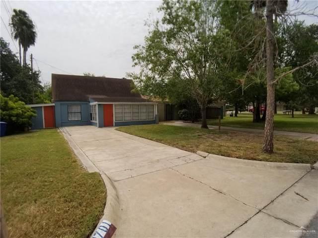 701 Laurel Avenue, Mcallen, TX 78501 (MLS #343646) :: The Ryan & Brian Real Estate Team