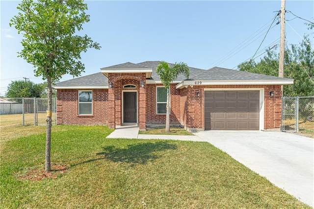 629 S Indiana Avenue, Mercedes, TX 78570 (MLS #343662) :: Jinks Realty