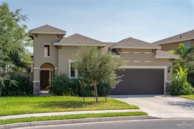 5013 Escondido Pass, Mcallen, TX 78504 (MLS #343678) :: The Ryan & Brian Real Estate Team